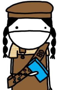 disgruntled-girlscout